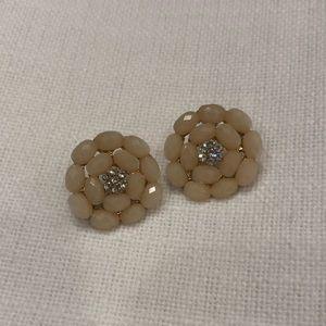 Francesca's flower earrings